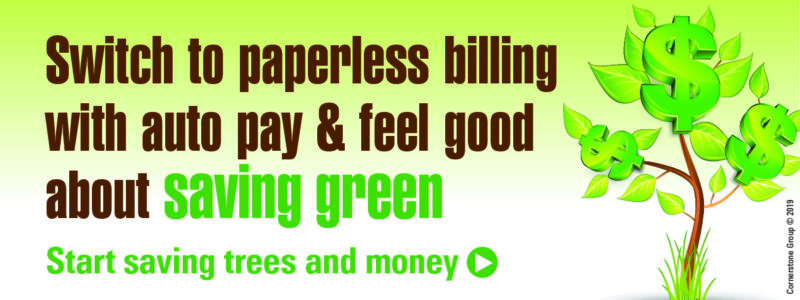 Save Green!